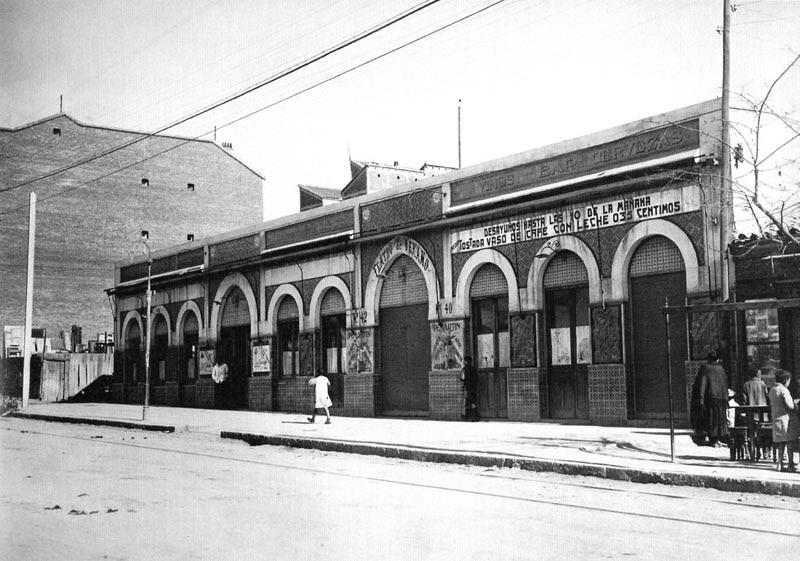 Historias matritenses ampliaci n de los cines del barrio for Cine las terrazas