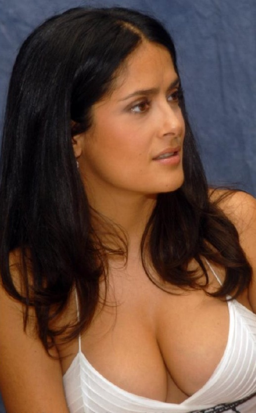 salma hayek grown ups bikini. madison riley in grown ups