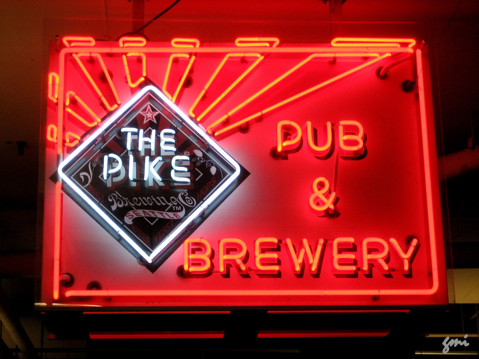 5 Pike Brewing Co Pub I have