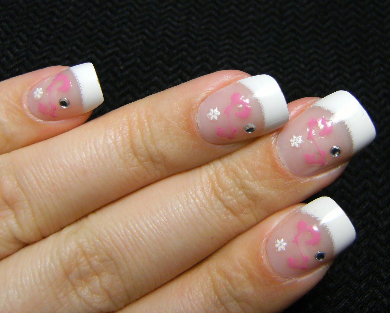 ♥ Nailene Bedazzle Nail Stickers ♥ - Make Beauty Nails