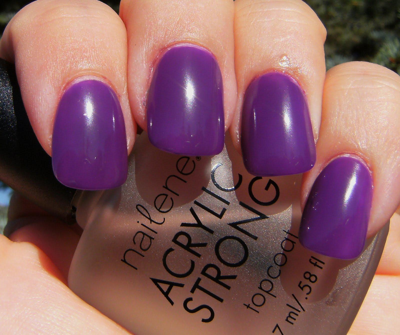 Deez Nailz: ♥ LA Colors Nuclear Energy with Love My Nails Diva ♥