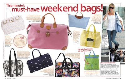Brics Bags on Minute   S Must Have Weekend Bags  Features 8 Travel Bags From Bric