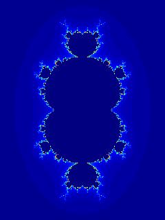 Cubic Mandelbrot image
