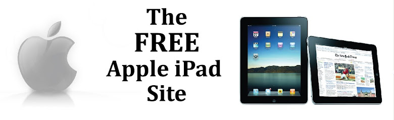 The Free Apple iPad Site | How To Get a Free Apple iPad