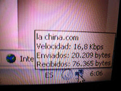 conexión a 16 kbps!!!