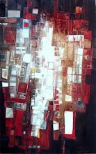 Flamboyance - 142 x 92 cm - 2006