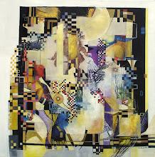 Acte I - Le Roi Soleil - 80 x 80 cm - 2010