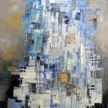 Babel en hiver - 100 x 100 cm - 2009