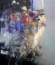 Fracture - 120 x 100 cm - 2008