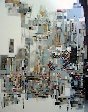 Equilibre - 146 x 114 cm - 2008