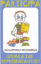 ELECCIONES A DELEGADOS/AS
