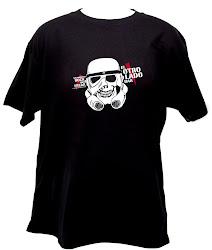 Camiseta Skulltrooper