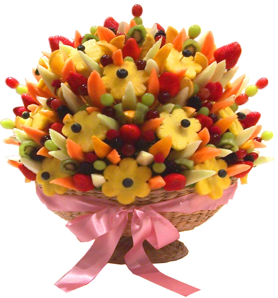 Snippets Fruit bouquet