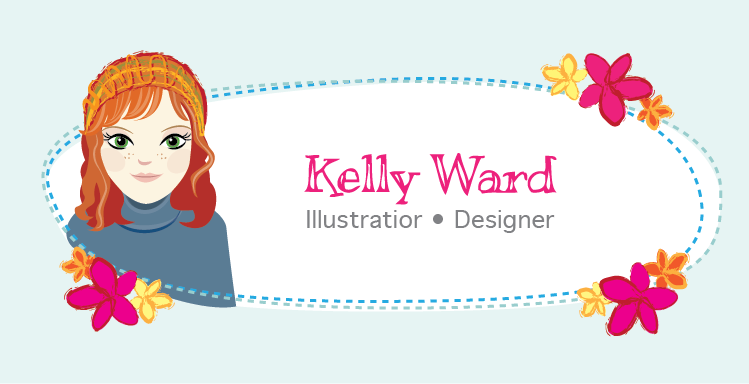 Kelly Ward Illustration & Design