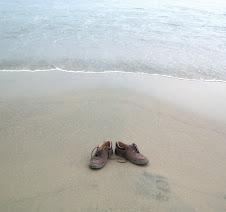 John's shoes