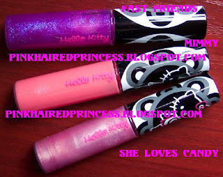 mac hello kitty lipglass
