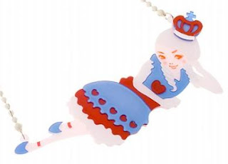 anna lou of london limited edion necklace