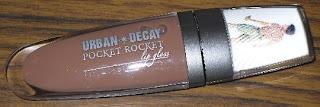 Urban Decay Pocket Rocket in Kirk