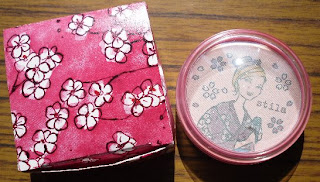 stila sakura face powder no1
