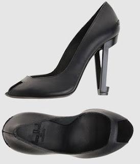 marios schwab for scorah pattullo peep toe shoes