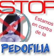 Stop Pedofilia