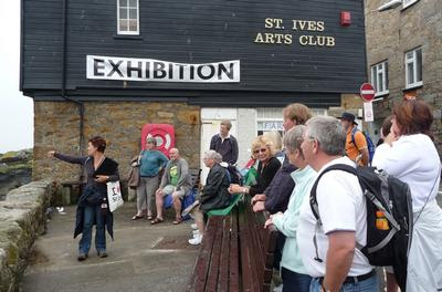 Guided Tours Of St Ives