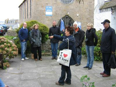 Guided Tour - St Ives In The Frame