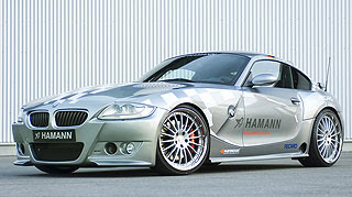 2007 Hamann Renntaxi BMW Z4 M Coupe Photos
