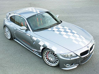 2007 Hamann Renntaxi BMW Z4 M Coupe Photos 2
