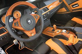 2007 Lumma Design CLR 500 RS BMW M5 5