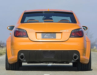 2007 Lumma Design CLR 500 RS BMW M5 4