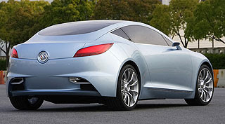 2007 Buick Riviera Concept Coupe 4
