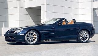 Mercedes-Benz SLR McLaren Roadster 2