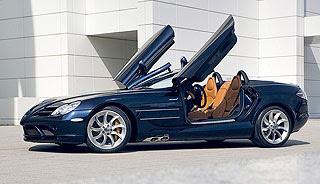 Mercedes-Benz SLR McLaren Roadster 3