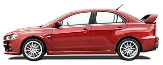 2008 Mitsubishi Lancer Evolution X 3