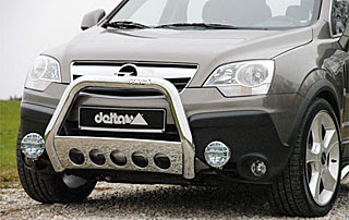 Delta 4x4 Concept 2