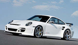 2007 Rinspeed Le Mans 600 based on Porsche 997 Turbo 2