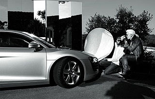 Karl Lagerfeld Audi R8