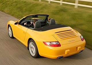 2007 Porsche 911 Carrera 3