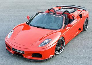 2007 Hamann Ferrari F430 Spider