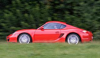 2007 Porsche Cayman 2