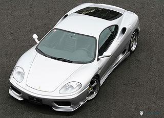 2007 JNH Ferrari 360 Modena 2