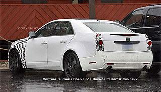 2008 Cadillac CTS-V 3