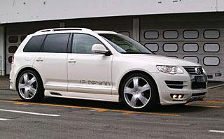 2007 JE Design Volkswagen Touareg 2