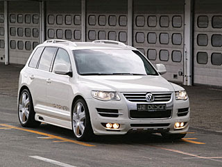 2007 JE Design Volkswagen Touareg