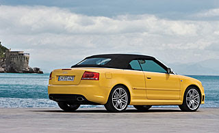 2008 Audi RS 4 Cabriolet 5