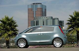 2005 Chrysler Akino Concept Vehicle 2