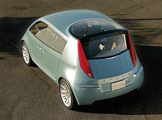 2005 Chrysler Akino Concept Vehicle 3