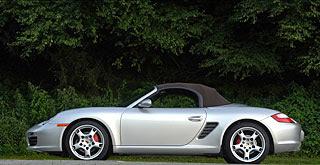 2007 Porsche Boxster S 4