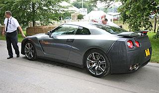 2009 Nissan Skyline GT-R 2